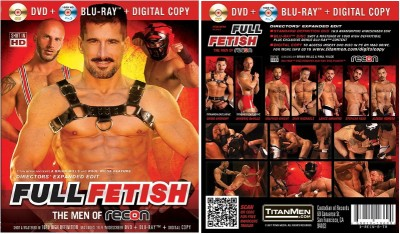Full Fetish: The Men of Recon (2011) DVDRip