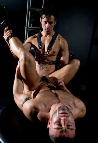 XtraInches - Rafael Alencar and Francois Sagat