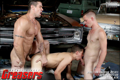 Kyler Ash, Korey Houston & Trenton Ducati