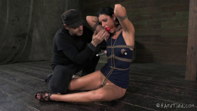 Speechless India Summer — BDSM, Humiliation, Torture