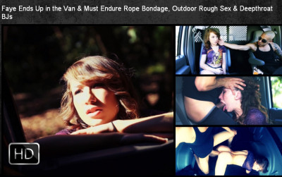 SexualDisgrace - Jan 16, 2014 - Nikki Bell Endures Extreme Fucking Machine Rope Bondage
