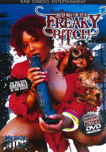 Return Of The Freaky Bitch (2011) DVDRip