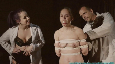 FS Bondage – A Long Day Of Hard Bondage For Rachel – Frogtied And Spanked – Part 1