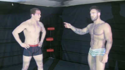 Muscle Domination Wrestling – S10E02 – Hairy He-Men 2