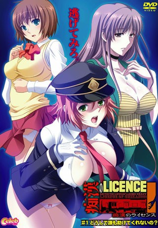 Chikan no Licence HD Hentai New 2013