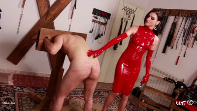 Mistress Iside Red Harsh Whipping The Rat Bastards (2015)