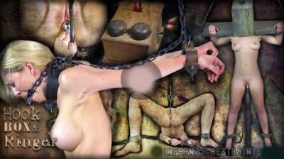 Infernalrestraints - Mar 15, 2013 - Hook, Box & Ringer - Cherie DeVille
