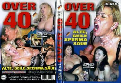 Over 40 - Alte, Geile Sperma Säue