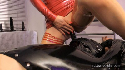Rubber Slut Training