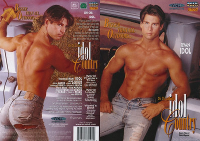 Idol Country - Ryan Idol, Marco Rossi (1994) (muscles, safe sex, hottest, anal)