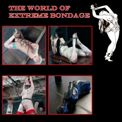 The world of extreme bondage 136