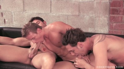 CockyBoys - Derrick and Kevin Fuck Tory