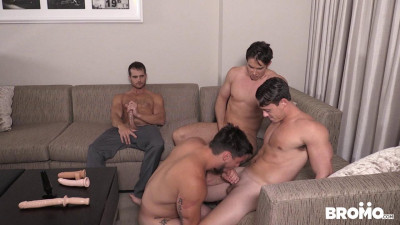 Straight Bitch Part Four Addison Graham, Aspen, Evan Marco, Tobias (2016)