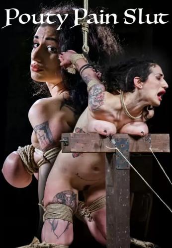 CruelBondage - Arabelle Raphael