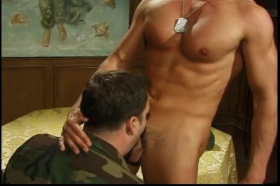 [Pacific Sun Entertainment]  2 Military Guys In Homo-sex In Their Compass
