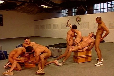Gym Session Got Orgy For Too Many