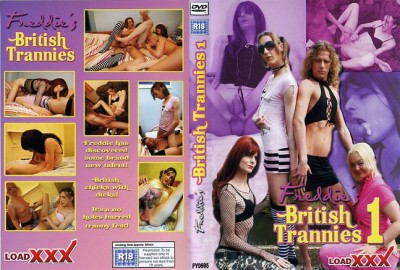 Freddie's British Trannies 1: The Tea Girls (2008)