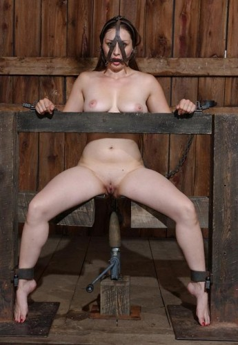 Best BDSM with hot brunette