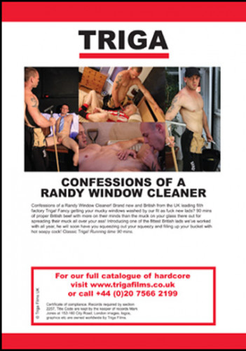 Confessions of a randy window cleaner