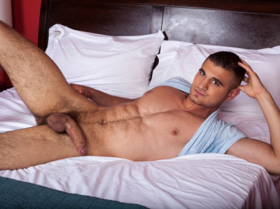 Eric Blade, vol.19 Year Old Straight Dude Unleashes His Massive Cock