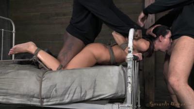 SexuallyBroken - February 21, 2014 - India Summer - Matt Williams - Jack Hammer