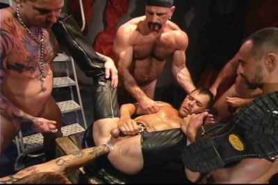 Nick Piston, Damien, Michael Ray, Duke Rivers, Steve Parker and Steve Cannon - buddy, steve, video.