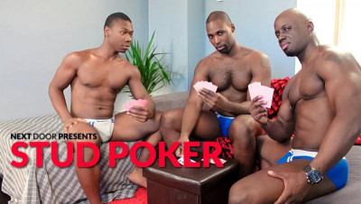 Stud Poker - Nubius,Jay Black & Damian Brooks