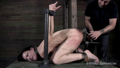 Queen Pain part 2 - BDSM, Humiliation, Torture