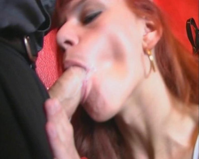 Redheads know how to suck