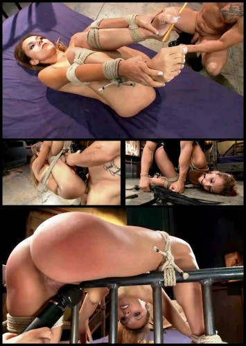 Hot Latina Gets Dicked Down (29 Nov 2013) Fucked And Bound
