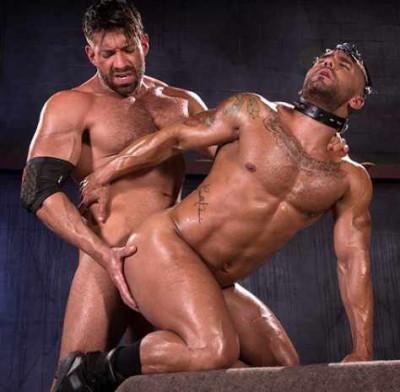 Muscle bottoms bareback