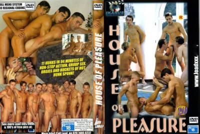 House Of Pleasure (cut, party, friends).