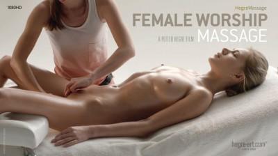 Darina L — Female Worship Massage