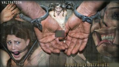 Infernalrestraints - Aug 10, 2012 - Validation - Cici Rhodes