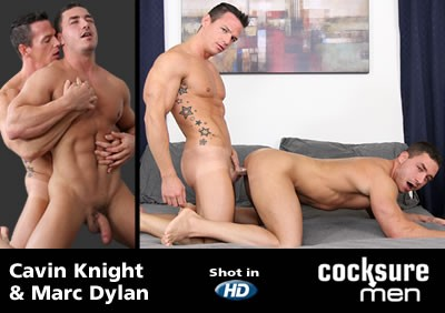 Cavin Knight & Marc Dylan
