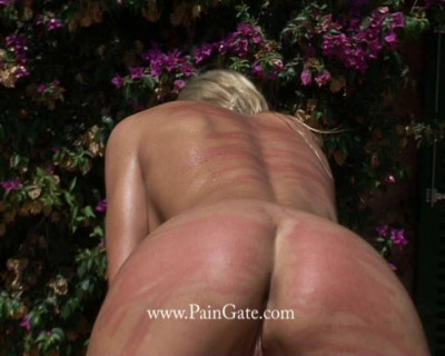 ExtremePain - June 21, 2013 - Anus Whipping