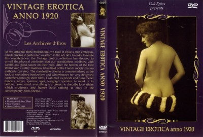 Description Vintage Erotica Anno