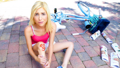 Piper Perri — Bike Accident 27.03.2017