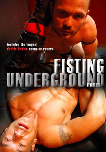 Dark Alley Media Fisting Underground Part 1