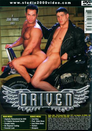 Driven — D.C. Chandler