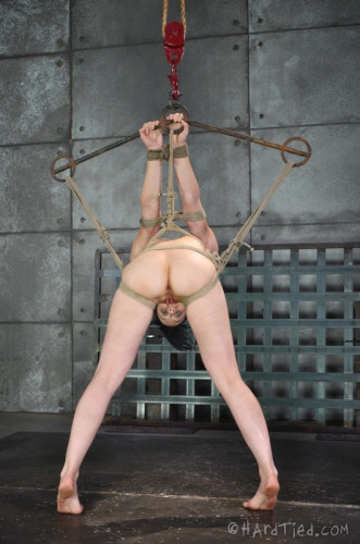 HT — October 29, 2014 - Bondage Therapy, Part 2 - Elise Graves — HD