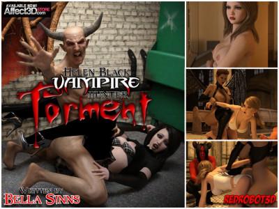 Helen Black Vampire Hunter Torment
