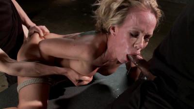 Fuckedandbound – 05-16-2014 – MILF Whore Stuffed With 2 Huge Cocks