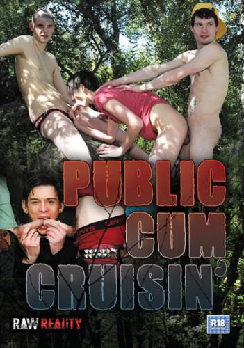 Bareback Public Cum Cruisin - Josh Parker, Aaron Aurora, Jamie Lee