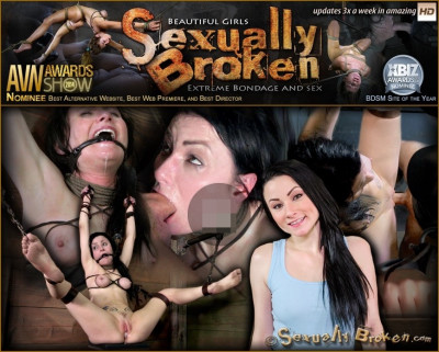 Veruca James Shackled & Chained, Facefucked