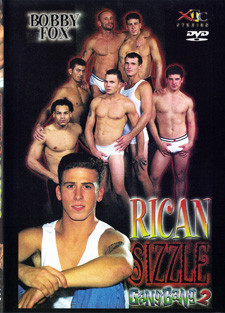 Rican sizzle gang bang vol2#1