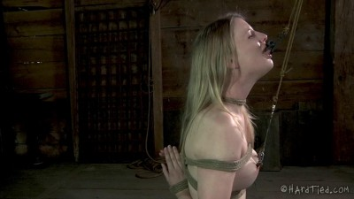 She still has a partial suspension to stand through, some brutal single tailing to face
