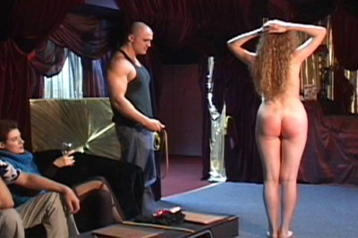 Russian Slaves Vol.81 - Corporal Punishment of Waitress