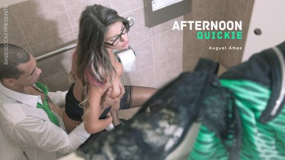 August Ames — Afternoon Quickie FullHD 1080p