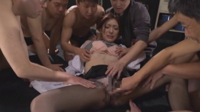 Transsexual Beauty Woman Doctor Sex Therapy Ayano Aya Black Pantyhose Look Good